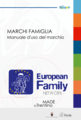 Immagine decorativa per il contenuto Manuale d'uso del marchio - European Family Network - (english version)